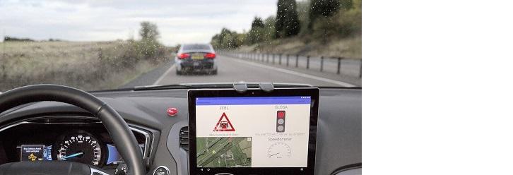 Tecnología para alertar de la aproximación de una ambulancia