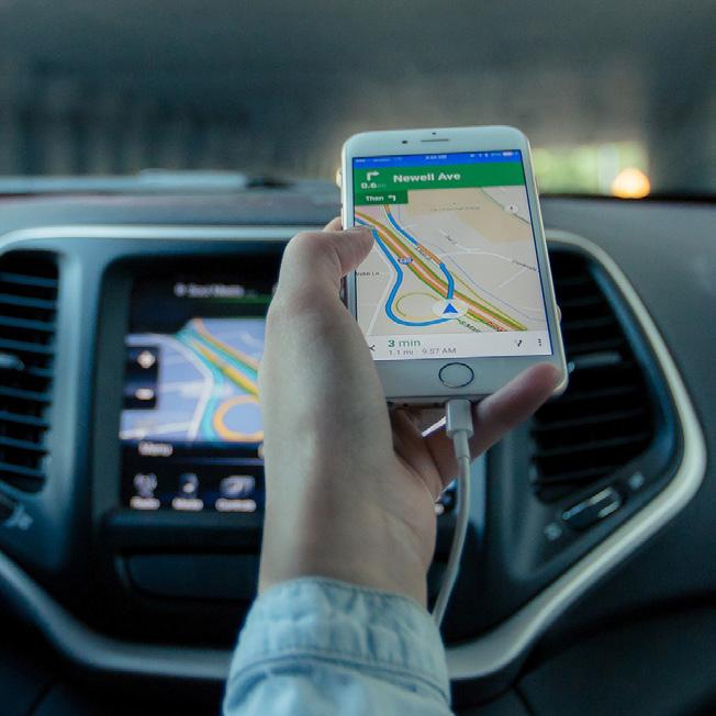 GamRuta. Planificación automática de rutas y más…